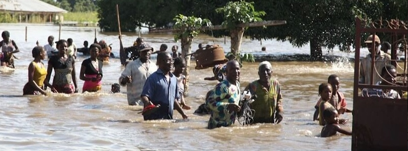 Flood and famine in nigeria